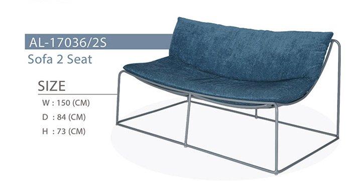 AL-17036/2S - Sofa 2 Seat