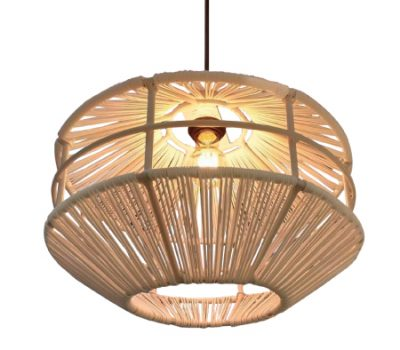 [:en][:th]โคมไฟ[:][:en]Synthetic Rattan Lamp[:][:]