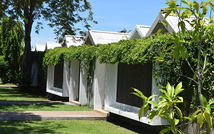 เฟอร์นิเจอร์หวายเทียม เนเจอคอนเนอส์ ครอสทู เกาะสมุย รีสอร์ต X2 Koh Samui Resort
