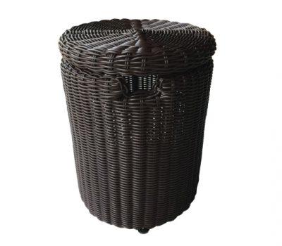 [:en][:th]ตะกร้าใส่ของ[:][:en]Synthetic Rattan Basket[:][:]