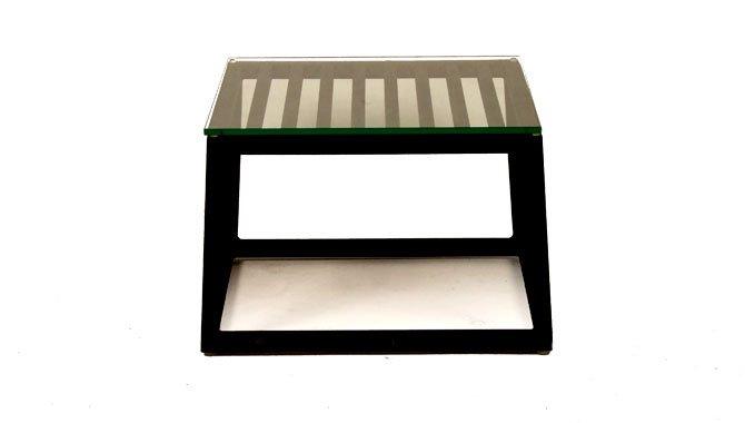 เฟอร์นิเจอร์อลูมิเนียม โต๊ะข้างอลูมิเนียม AL13014-ET