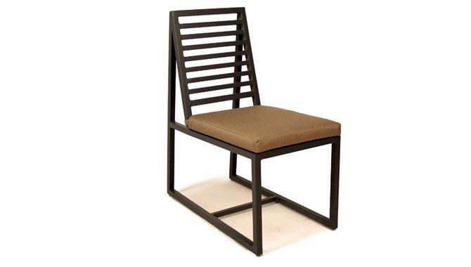 เฟอร์นิเจอร์อลูมิเนียม เก้าอี้อลูมิเนียม AL13014-LC