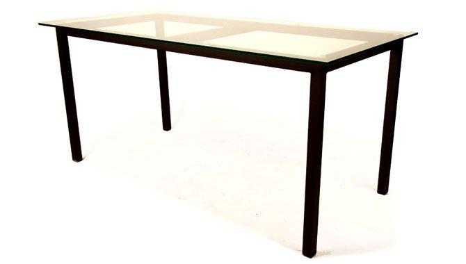 เฟอร์นิเจอร์อลูมิเนียม โต๊ะอลูมิเนียม AL13014-T160