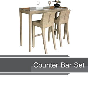 Counter Bar Set