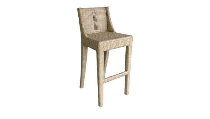 เฟอร์นิเจอร์หวายเทียม Bar Chair TF0705BS-1