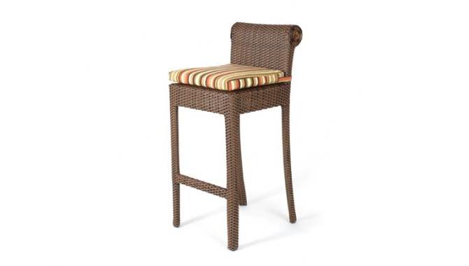 เฟอร์นิเจอร์หวายเทียม Bar Chair TF0813BS-1
