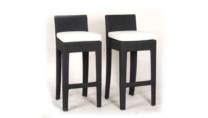 เฟอร์นิเจอร์หวายเทียม Bar Chair TF1002BS