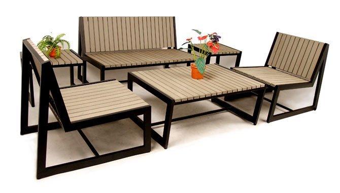 เฟอร์นิเจอร์ไม้เทียม Living&Sofa W13002