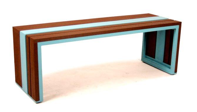 เฟอร์นิเจอร์ไม้เทียม Dining Set W13017-2S