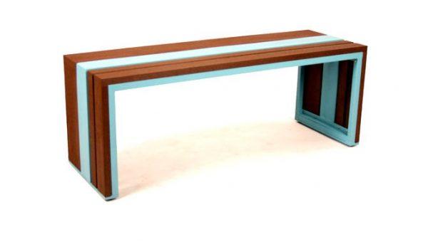เฟอร์นิเจอร์ไม้เทียม Dining Set W13017
