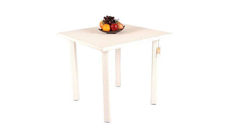 เฟอร์นิเจอร์หวายเทียม Dining Table TF1102-T80