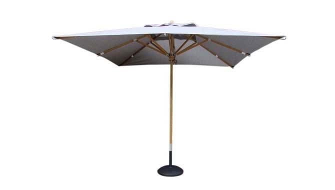 เฟอร์นิเจอร์หวายเทียม Outdoor Patio Umbrella TF-1117