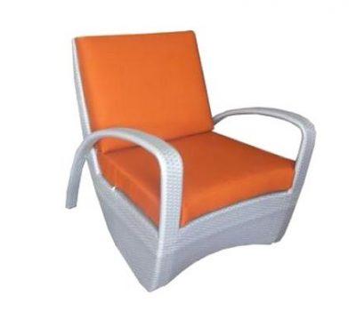 เฟอร์นิเจอร์หวายเทียม Lounge Chair TF0702AC