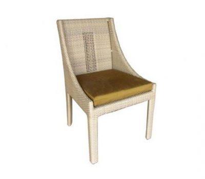 เฟอร์นิเจอร์หวายเทียม Dining Chair TF0705DC