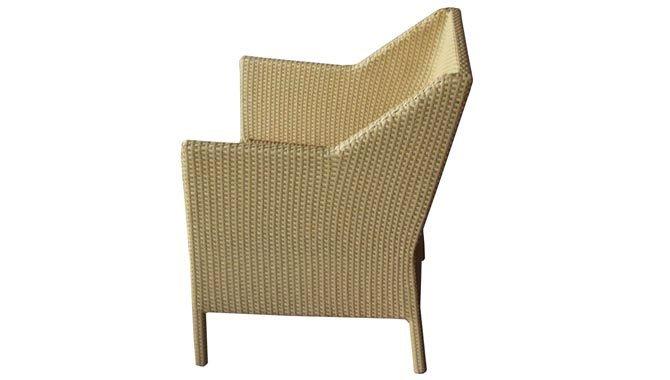 เฟอร์นิเจอร์หวายเทียม Lounge Chair TF0718LC