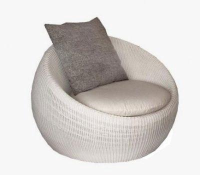เฟอร์นิเจอร์หวายเทียม Lounge Chair TF0738LC-1
