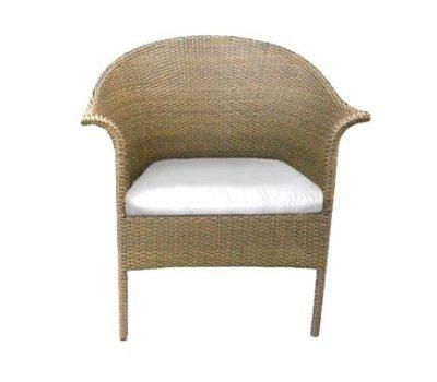 เฟอร์นิเจอร์หวายเทียม Lounge Chair TF0746AC