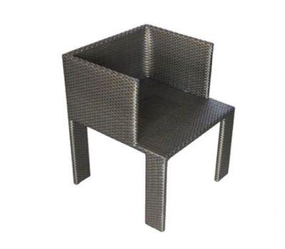 เฟอร์นิเจอร์หวายเทียม Dining Chair TF0747DC