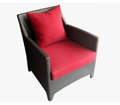 เฟอร์นิเจอร์หวายเทียม Lounge Chair TF0749LC