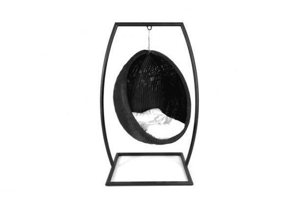 เฟอร์นิเจอร์หวายเทียม Hanging Lounge Chair TF0767N