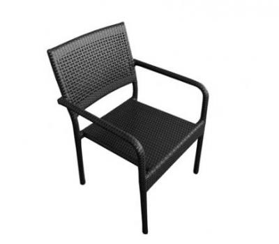 เฟอร์นิเจอร์หวายเทียม\Dining Chair\TF0898DC
