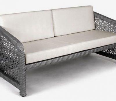 เฟอร์นิเจอร์หวายเทียม Sofa TF0926-2S