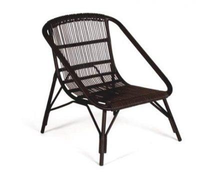 เฟอร์นิเจอร์หวายเทียม Lounge Chair TF0952LC-1