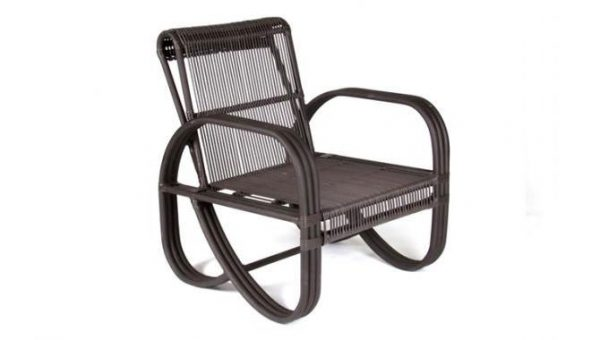 เฟอร์นิเจอร์หวายเทียม Lounge Chair TF0705DC
