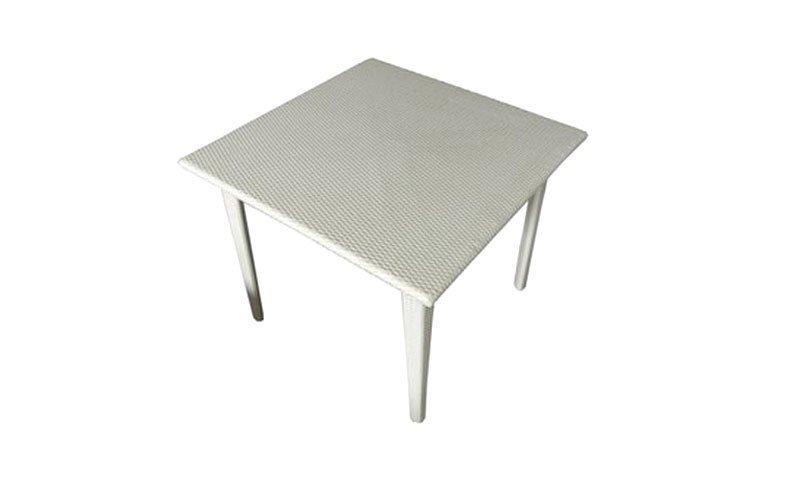 เฟอร์นิเจอร์หวายเทียม Dining Table TF1021-005SQ