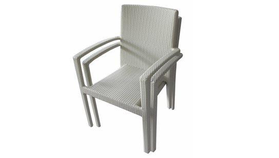 เฟอร์นิเจอร์หวายเทียม\Dining Chair\TF1021-006