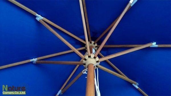 เฟอร์นิเจอร์หวายเทียม Outdoor Patio Umbrella TF1116