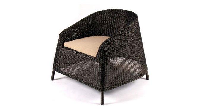 เฟอร์นิเจอร์หวายเทียม Lounge Chair TF1220-001