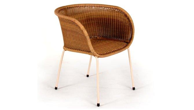 เฟอร์นิเจอร์หวายเทียม Dining Chair TF1220-006
