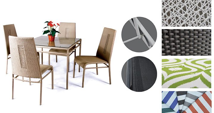 Synthetic Rattan Furniture by Nature Corners
